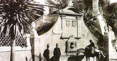 La Fuente de Reding: un emblema del Paseo de Sancha