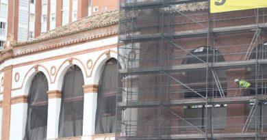 La plaza de toros de La Malagueta recuperará su fachada original